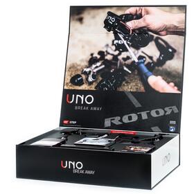 Rotor UNO Gruppe Polkupyörän osat 11-vaihteinen vannejarru , musta